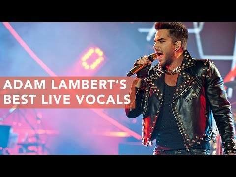 Adam Lamberts Best  Vocals