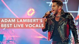 Download Adam Lambert's Best Live Vocals Mp3 and Videos