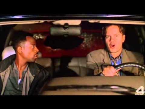 """Нечего терять, 1997. Эпизод """"Танец с огнем"""", Тим Роббинс, Мартин Лоуренс"""