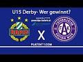 04.06.17 Finale SK Rapid Wien u15 - FK Austria Wien u15
