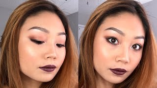 Vampy Fall Makeup Tutorial | Ashley Wong