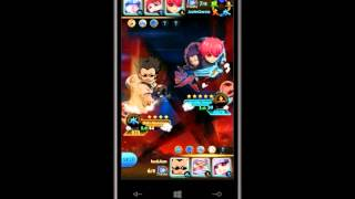 Worldy Sasori is REAL! - Ninja Village Epic Battle Windows Phone Gameplay