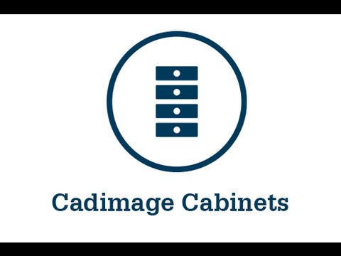 Cadimage Cabinets, tools provided by Central Innovation