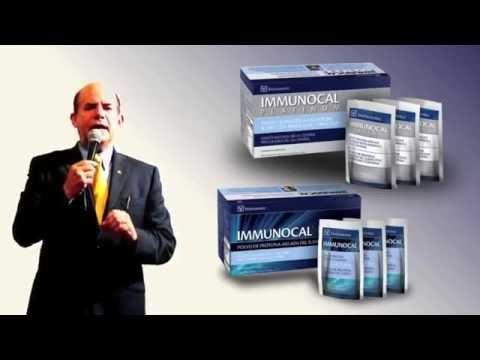 Immunocal MX y Platinum   Immunotec. Dr. Ricardo Garcia Pelayo