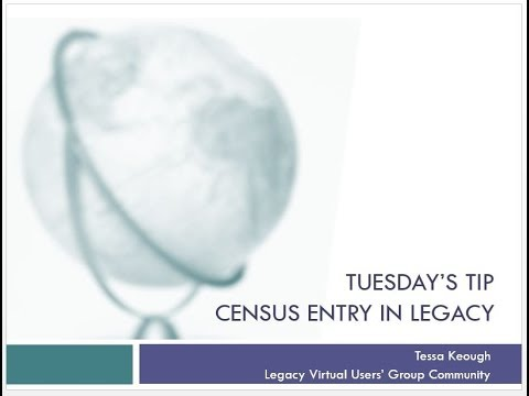 Sourcing A Census for the Legacy Lumper