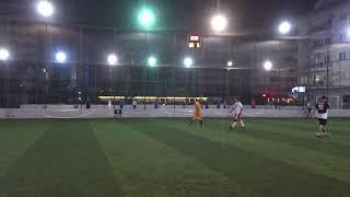 Вечер 4 ноября Футбольное поле возле отеля Азия Alanya