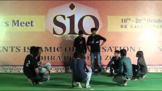 Role play and Nukkad Natak by SIO AP cultural forum