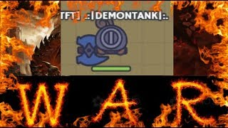 MOOMOO.IO THE DEMON LIGHTNING WARRIOR!! THE DESTRUCTION!!