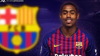 Malcom - welcome to fc barcelona   2018/19