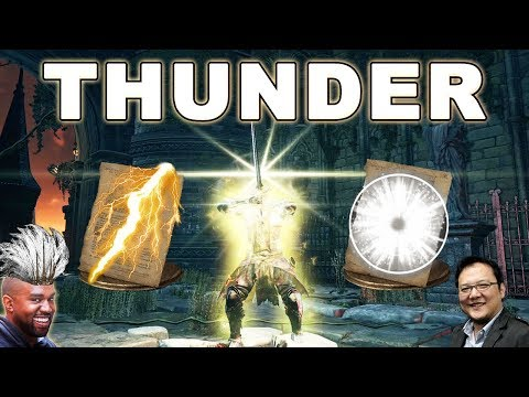 Dark Souls 3 PVP - God of Thunder (60 faith build)