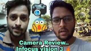 📷Camera Review 🔥!! Infocus vision 3 !!