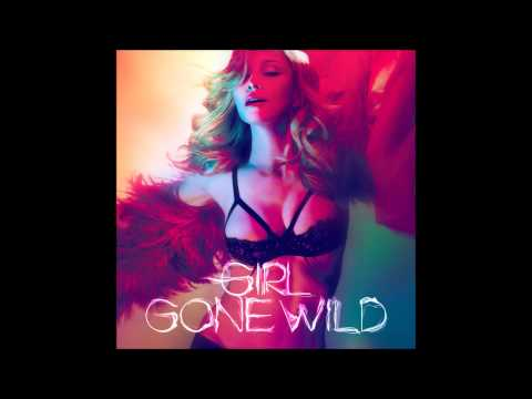 Madonna - Girl Gone Wild Karaoke / Instrumental with backing vocals and lyrics