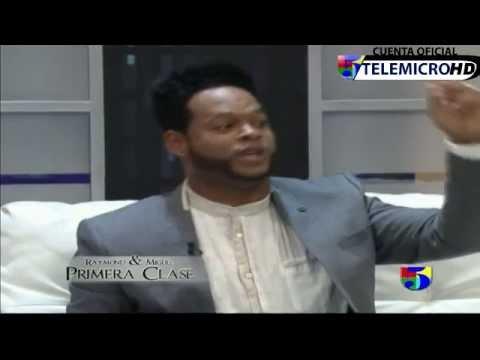 Primera Clase: Entrevista A Yiyo Sarante En Raymond & Miguel