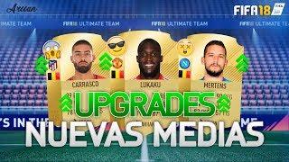 FIFA 18 UPGRADES! JUGADORES QUE SUBIRÁN DE MEDIA #3
