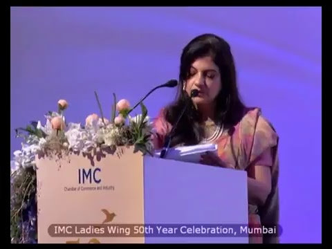 PM Shri Narendra Modi to address 50th year celebrations of IMC Ladies Wing in Mumbai via VC