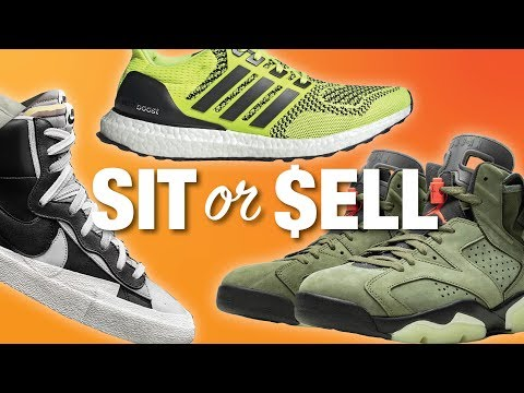 2019 SNEAKER RELEASES: SIT or SELL October (PART 1)