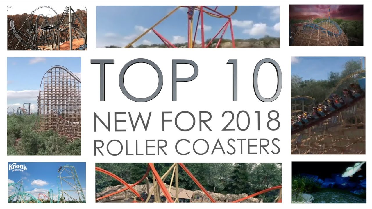top 10 most anticipated new roller coasters for 2018 youtube. Black Bedroom Furniture Sets. Home Design Ideas