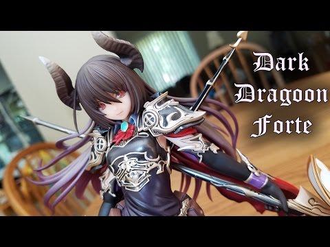 Dark Dragoon Forte Unboxing