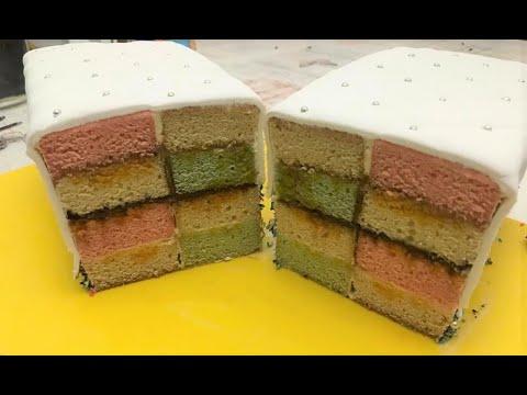 ****gâteau-pâte-à-sucre-facile****