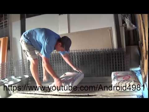 видео: Что делать если цемент затвердел
