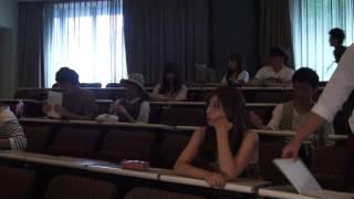 桜美林大学ミスコンテスト2014 No.3 菊地翔子 ビジネスマネジメント学群...