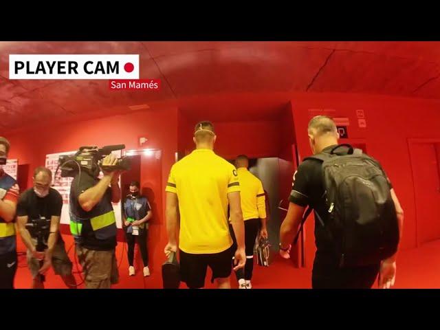 Player Cam // San Mamés