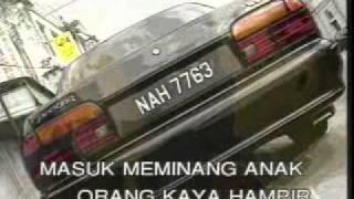 Jokteo Akang om Juliana Intiang--Proton Wira Jad Bandingan ( KARAOKE )-JUARA SNDING ' 90 SABAH