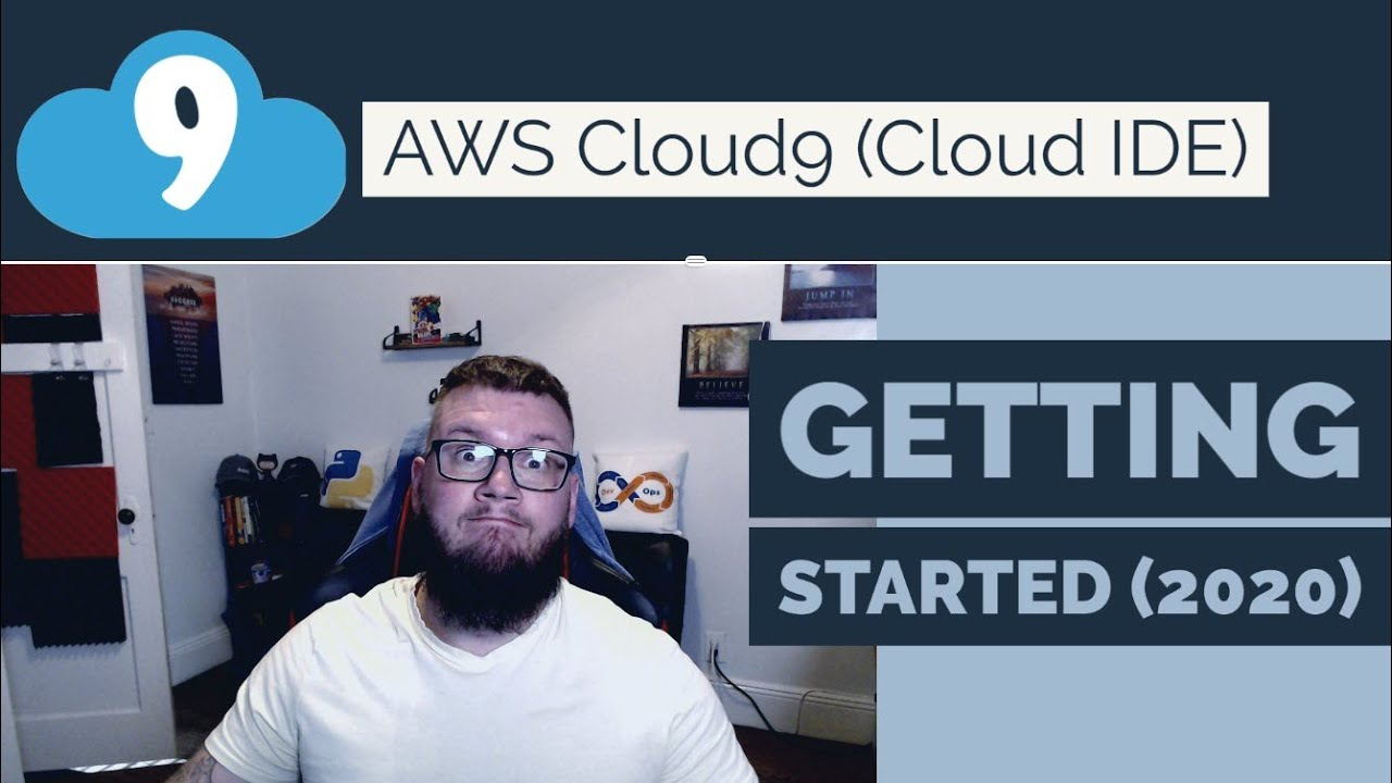 How YOU Can Get Started Using AWS's Cloud IDE(Cloud9)