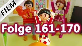 Playmobil Film Deutsch | Folge 161-170 | Kinderserie Familie Vogel | Compilation