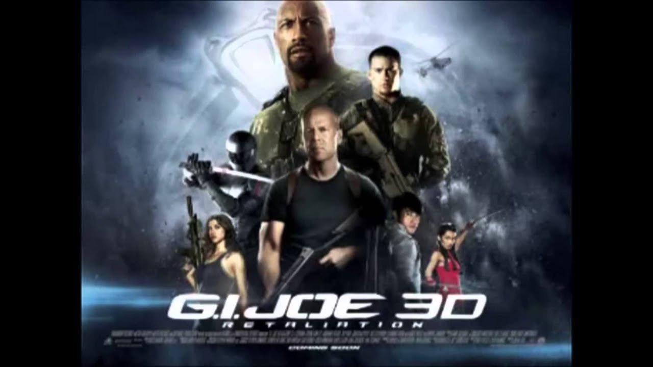 gi joe retaliation soundtrack 17 honor restored