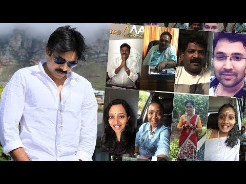 Song on Pawan Kalyan by Rajkiran appreciated by celebs || #PawanKalyan || #Rajkiran