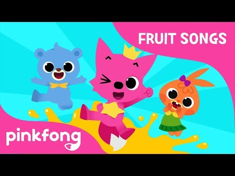 Fruit Juice  Shake Shake Shake it!  Fruit Song  Pinkfong Songs for Children