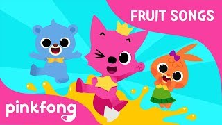 Fruit Juice - Shake Shake Shake it! | Fruit Song | Pinkfong Songs for Children