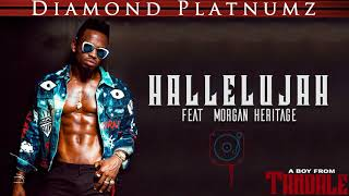 Diamond Platnumz Ft Morgan Heritage - Hallelujah (Official Audio)