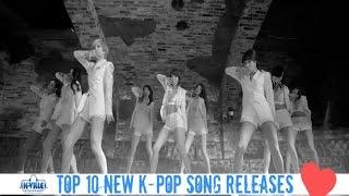 top 10 new k pop songs this week june 28th july 5th 2015