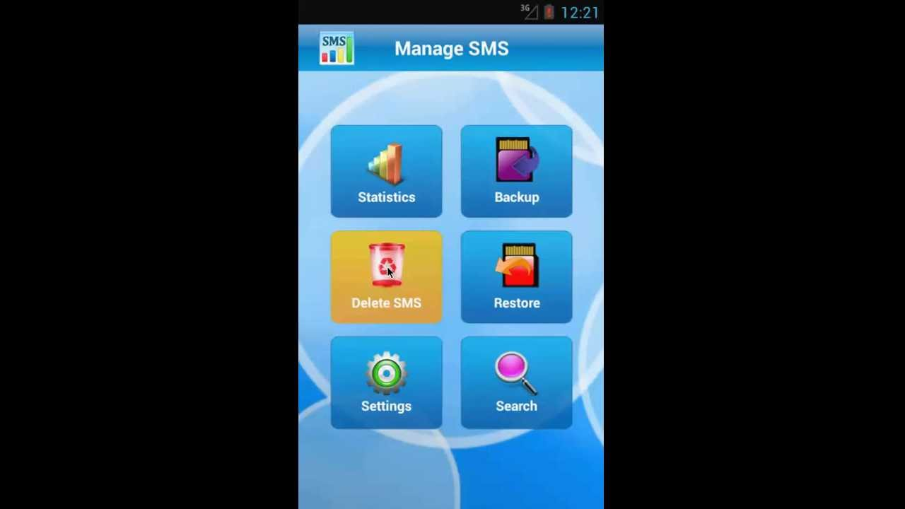 Manage Sms Offers Simple Easy Ways Manage Text Messages Quickly Check  Statistics Create Restore Backup Schedule