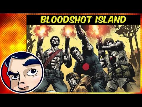 Bloodshot Island - Complete Story