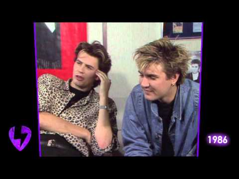 Duran Duran: The Raw & Uncut Interview - 1986