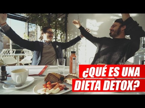 ¿Qué es una Dieta Detox?