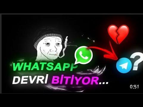 WHATSAPP DEVRİ BİTİYOR MU ? whatsapp sözleşme whatsapp sözleşme iptal etme whats