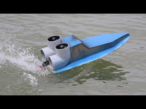 how-to-make-a-boat---rc-diy-boat---amazing-cardboard-diy-toys