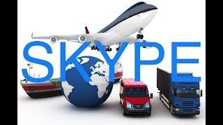 Пример и структура урока английского языка по Скайп.