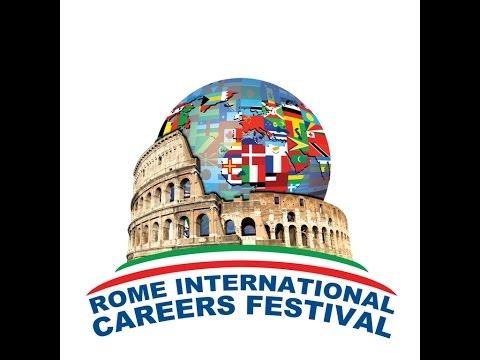 Rome International Careers  Festival