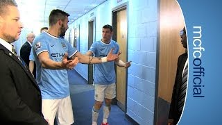 TUNNEL CAM City 2-2 Sunderland