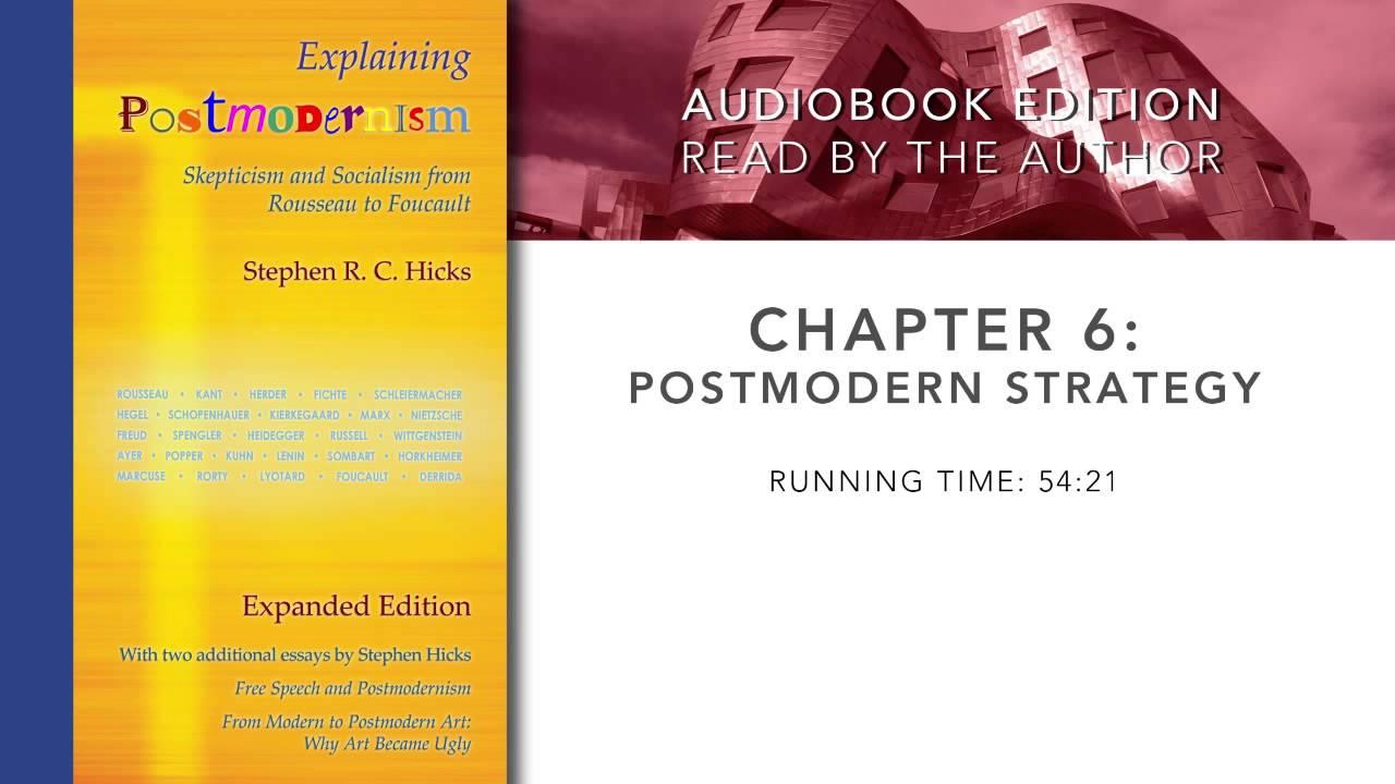 Postmodern Speaking. New jihad discourse