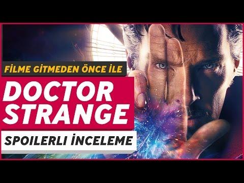 Doctor Strange Spoilerlı İnceleme - Eastereggler Ve AfterCredits | FilmeGitmedenÖnce