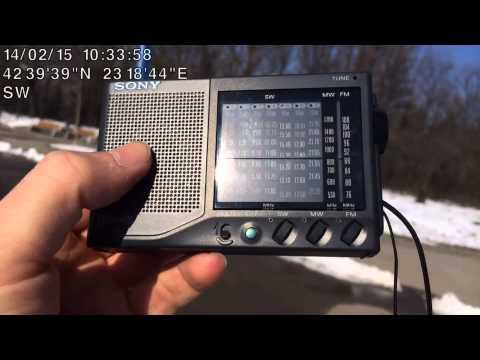 "Radio ""Made in Japan"" speaking Japanese in Sofia, Bulgaria"