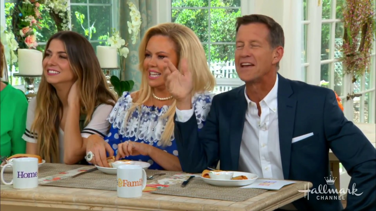 Home And Family TV Show On Hallmark Channel In Los Angeles