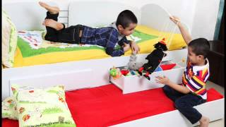 Kids Furniture - Sofa Bed From Vividha