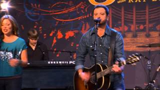 "Wade Bowen performs ""Saturday Night"" on The Texas Music Scene"